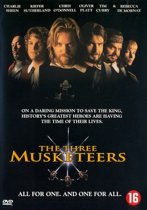 THREE MUSKETEERS DVD NL