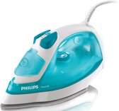 Philips PowerLife GC2910/20 - Stoomstrijkijzer - Wit/turqoise