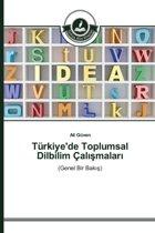 Turkiye'de Toplumsal Dilbilim Cal Malar