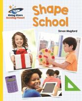 Reading Planet - Shape School - Yellow