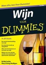Omslag van 'Voor Dummies - Wijn voor Dummies'