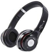 Wireless Bluetooth Headset met Geheugen Poort Zwart