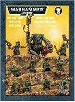 Warhammer 40,000 Xenos Orks: Ork Gretchin
