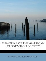 Memorial of the American Colonization Society