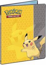 Pokémon Verzamelmap 4-pocket Pikachu -Pokémon Kaarten