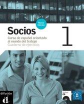 Socios 1 cuaderno de ejercicios