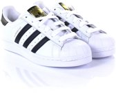 Adidas Superstar J Originals wit-zwart maat 38 2/3