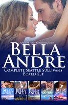 Complete Seattle Sullivans Boxed Set, Books 1-5