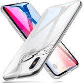 iPhone Xr TPU Hoesje Transparant Cover Ultra Dun Doorzichtig