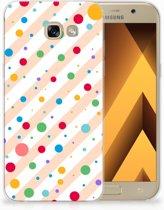 Samsung Galaxy A5 2017 TPU Hoesje Design Dots