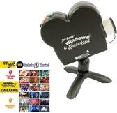 Star Shower Window Wonderland Videoprojector Best of TV