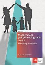 Monografieen (echt)scheidingsrecht 5 - Scheidingsmediation