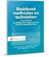 Basisboek Methoden en Technieken incl. toegang tot Prepzone