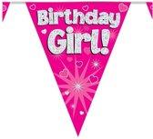 Vlaggenlijn Birthday Girl