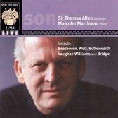 Sir Thomas Allen sings Selected Songs