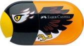 Faber Castell puntenslijper en gum adelaar