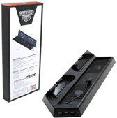 Charging Stand Voor PS4 Pro - Oplaadstation Met Dual Ventilator