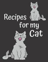Recipes for my Cat
