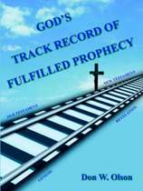 God's Track Record of Fulfilled Prophecy
