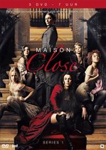 Maison Close - Seizoen 1 (3DVD)