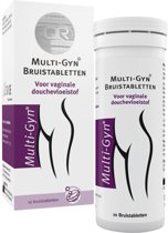 Multi-Gyn Bruistabletten voor vaginale douche - 10 tabletten