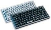 Cherry Compact keyboard, Combo (USB + PS/2), BE