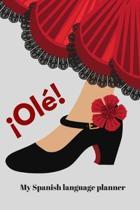 �Ol�!: My Spanish language planner