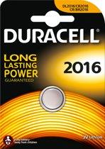 Duracell Lithium CR2016 3V - blister 1
