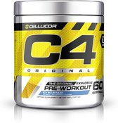 Cellucor C4 Original Pre-workout - 390 gram (60 doseringen) - Blue Razz