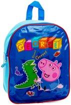 Peppa Pig George & Dinosaurus Rugzak Rugtas School Tas 2-5 jaar