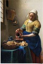Johannes Vermeer Melkmeisje  - Poster 61 x 91.5 cm