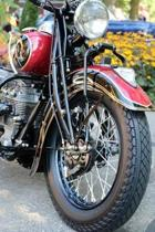Motorbike - Notebook with Quotes about Motorcycle, 120 Lined Pages #2