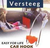 autostoel haak van Versteeg® - tas ophangbeugel - autostoel ophanghaak-