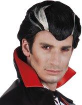 Halloween Pruik Vampier