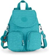 Kipling Firefly Up - Mini Rugzak / Schoudertas - Turquoise Dream
