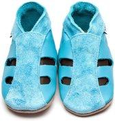 Inch Blue babyslofjes sandal turquoise