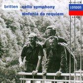 Cello Symphony/Sinfonia Da Requiem