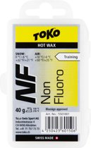 Toko Ski/Snowboard Wax - Hot Wax - No Fluor - 0 ?C tot -6 ?C - Warm - 40 gram