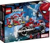 LEGO Spider-Man Bike Reddingsactie - 76113