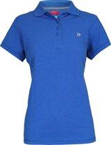 Donnay Polo Pique - Poloshirt - Dames - Maat XXL - Royal Blue Marl
