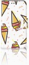 LG L90 Boekhoesje Design Icecream