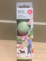 Eos Lipbalm duo-pack - Spring Set