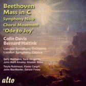 Beethoven: Mass in C; Symphony No. 9 Choral Movement 'Ode To Joy'