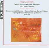 Concerto For Cello And Orchestra A.