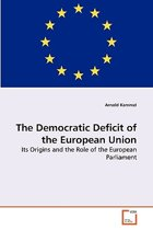 The Democratic Deficit of the European Union