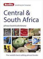 Berlitz Phrase Book & Dictionary Central & South Africa