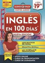 Ingl s En 100 D as - Curso de Ingl s - Audio Pack (Libro + 3 CD's Audio) / English in 100 Days Audio Pack