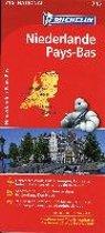 Michelin Nationalkarte Niederlande 1 : 400 000