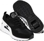 Heelys Rolschoenen Force - Sneakers - Kinderen - Maat 39 – zwart/wit