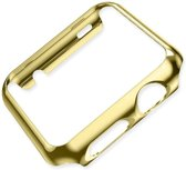 Case Cover PC voor Apple Watch Series 1 / 2 / 3 (42mm) - Goud